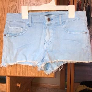 🍉☀️Forever 21 Frayed Jean Shorts